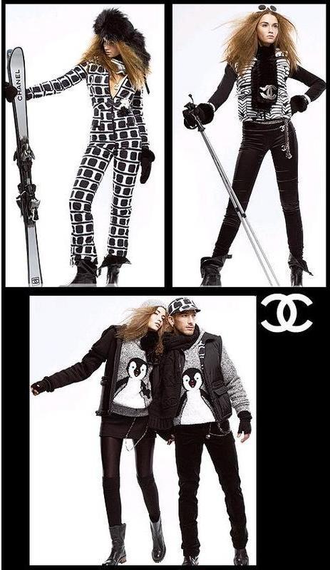 Chanel Skitøj