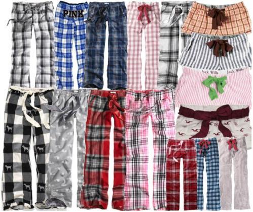 pyjamas-bukser