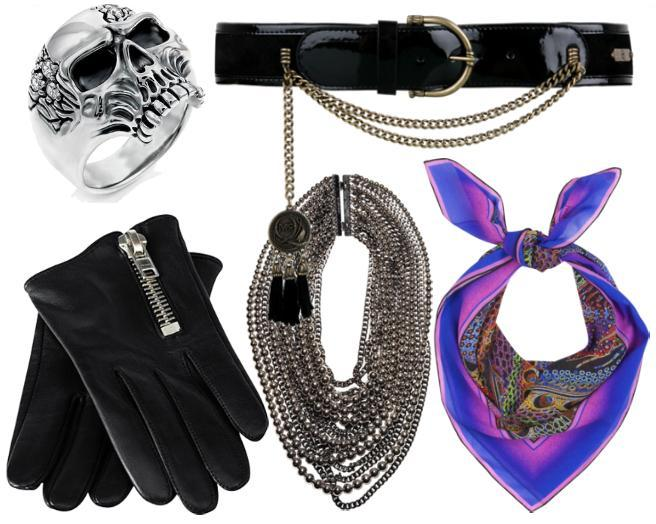 Fokus på accessories