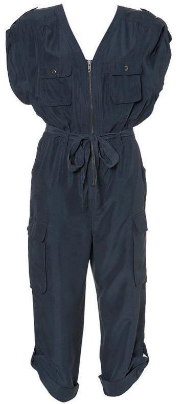 Silke buksedragt
