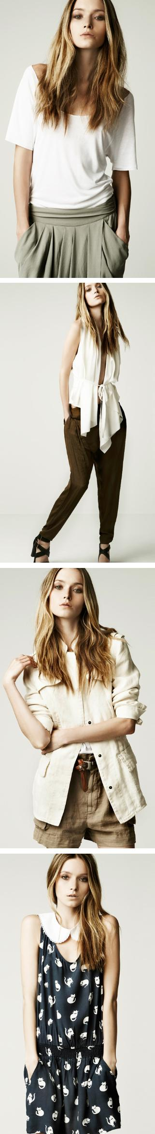 Zara Lookbook